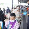 Ratusan Pekerja Indonesia Dipulangkan dari Malaysia Lewat Jalur Laut