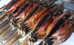 Ikan Komu Asar, Olahan Ikan Asap Paling Cocok sama Colo-colo