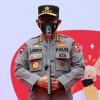 Kapolri Klaim PPKM Darurat Mampu Turunkan Mobilitas di Bandung
