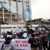 Ormas Muslim Indonesia Geruduk Kedubes Prancis