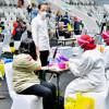 Wapres Perintahkan Percepatan Vaksinasi di Daerah