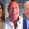 Dwayne 'The Rock' Johnson Buka-Bukaan Dukung Joe Biden untuk Presiden AS