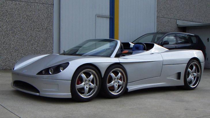 10 Raja Mobil Terbaik di Dunia