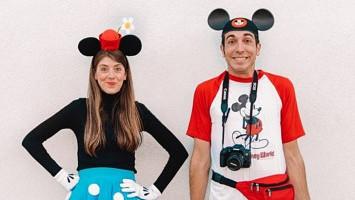 Ide Kostum Berpasangan Tema Disney untuk Halloween