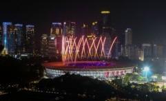 8.700 Polisi Kawal Penutupan Asian Para Games 2018
