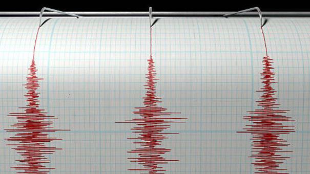Baru Saja Gempa Magnitudo 5,2 Hantam Ambon
