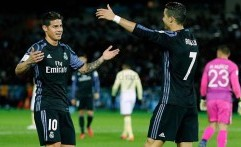 Real Madrid Sepakat Lepas James Rodriguez ke Man United