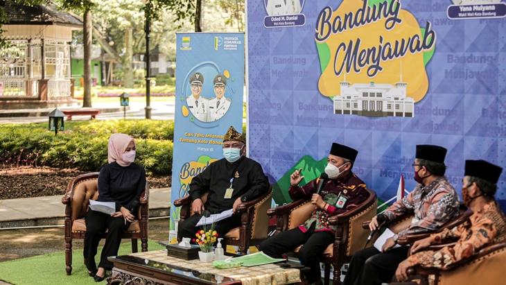 Potensi Zakat Fitrah Kota Bandung Ditaksir Rp60 Miliar