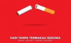 Kicauan Netizen di Peringatan Hari Tanpa Tembakau Sedunia