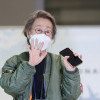 Pulang ke Korea, Youn Yuh-jung Disambut Hangat