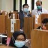 Ujian SBMPTN di UNS, Peserta Tidak Bawa Surat Sehat Rapid Test Dilarang Masuk