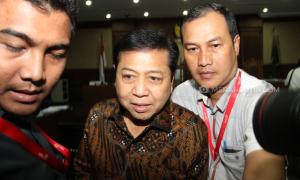 KPK 'Seret' Setnov ke Sidang Suap PLTU Riau-1