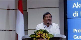 Guru Besar Fakultas Ekonomi Bisnis Universitas Gadjah Mada (FEB UGM) Prof. Wihana Kirana Jaya