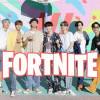 BTS Bakal Hadir di Fornite Party Royale