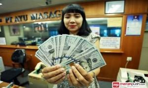 Ditopang Kinerja Neraca Perdagangan, Rupiah Menguat Rp15.180 per Dolar AS pada Selasa Sore