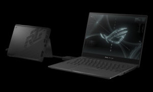 Asus ROG Flow X13, Laptop Convertible untuk Gamers