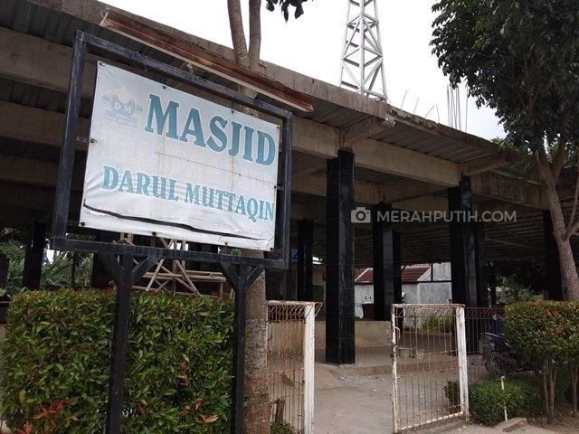 Ustadz Abdul Rahman Pernah Ditampar dan Disatroni Pelaku Sebelum Ditikam di Dalam Masjid
