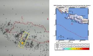 Gempa Sukabumi Dipicu Aktivitas Sesar Cipamingkis