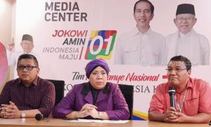 Mantan Jurnalis Jadi Korban Pembunuhan, Ini Pernyataan TKN Jokowi- Ma'ruf