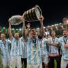 Argentina Juara Copa America 2021, Trofi Perdana Lionel Messi Bersama Albiceleste