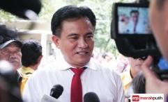 Yusril Percaya Diri Bisa Atasi Gugatan Sengketa Pemilu dari Kubu Prabowo
