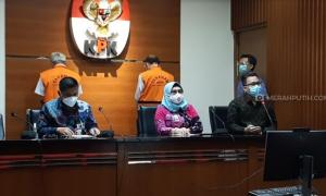 KPK Tetapkan Bekas Kepala Badan Informasi dan Geospasial Tersangka Korupsi CSRT