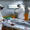 Keterisian Tempat Tidur Pasien COVID-19 Tertinggi di DKI Jakarta