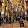 Katedral Salisbury Dijadikan Lokasi Vaksinasi COVID-19