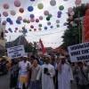'Gus Dur' dan Pemuka Agama di Solo Adakan Aksi Damai di Pasar Gede