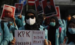 Beredar Dokumen 51 Pegawai KPK Bakal Diberhentikan 1 November