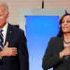 Joe Biden-Kamala Harris, Selebritas Hollywood Gelar Perayaan