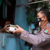 Pedagang Curhat ke Kapolda Metro Jaya Omzet Jualan Menurun Akibat PPKM Darurat