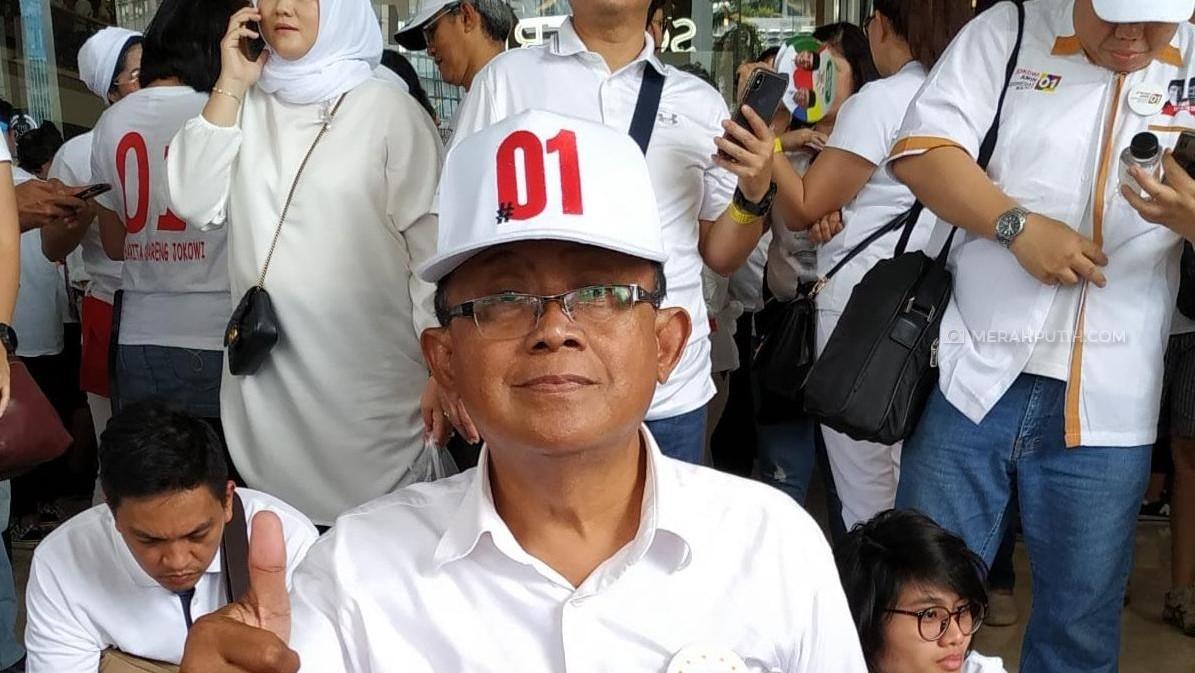 Relawan Jokowi Minta Masyarakat Waspada, Ada Apa?