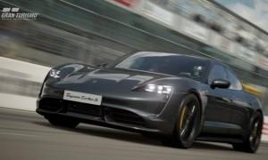 Porsche Taycan Jadi Mobil Elektrik Pertama di Game Gran Turismo Sport