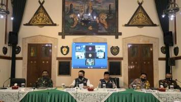Ini Lima Tahap AKB di 15 Daerah Zona Biru Jawa Barat