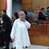 Kesal Divonis Bersalah, Ratna Sarumpaet Sebut Hukum Indonesia Buruk