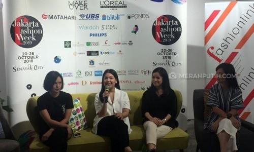 Koleksi Terbaru dari 200 Desainer Siap Ditampilkan di Jakarta Fashion Week 2019