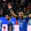 Hasil Lengkap Kualifikasi Euro 2020: Italia Pesta Gol, Spanyol Petik Tiga Poin