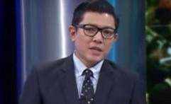Alfito Deannova Moderator Debat Ketiga Pilkada DKI