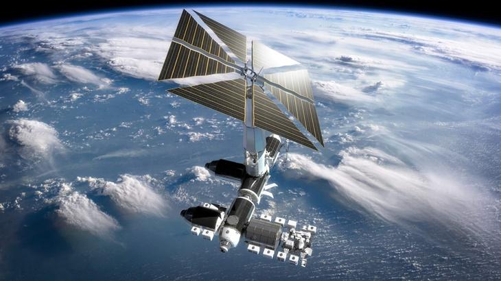 Stasiun Ruang Angkasa Komersial Pertama NASA Akan Terealisasi