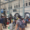 Sebelas Ribu Warga Jakarta 'Curi Start' Mudik Naik Kereta Api