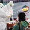 Tes Massal COVID-19 Penumpang KRL di Stasiun Bojonggede, Hasilnya?