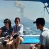 Letusan Tak Surutkan Minat Turis Asing Kunjungi Gunung Anak Krakatau