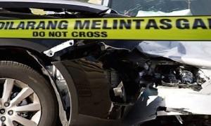 Korban Tabrakan Tol Cawang Dirawat di RS UKI dan RS Kramatjati