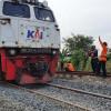 Jalur Aman, Kereta Api dari dan Menuju Jakarta Sudah Dapat Melintas