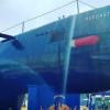 Intip Kapal Selam KRI Pasopati 410 di Monumen Kapal Selam Surabaya