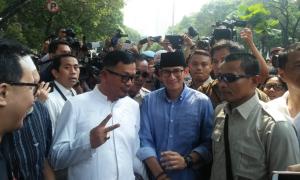 Koalisi Capres Prabowo Jabarkan Paket Lengkap Sandiaga Uno