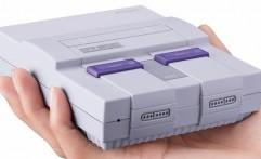 Super NES (SNES) Classic Edition, Konsol Kecil Berkapsitas Maksimal