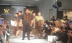 Brand Wah Gede Banget Jadi Pusat Perhatian Fashionista di JFT 2020