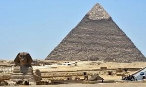 Peradaban Mesir, Geopolitik Penting Perbatasan Asia Afrika